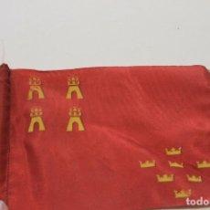 Banderines de colección: BANDERIN REGION DE MURCIA. AÑOS 80. Lote 140472670