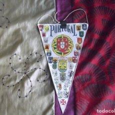 Banderines de colección: BANDERINES-PORTUGAL-29X16CM. Lote 140532954