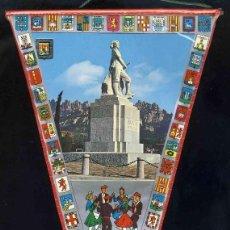 Banderines de colección: BANDERIN DEL BRUC. Lote 141593870