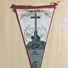 Banderines de colección: BANDERIN VALLE DE LOS CAIDOS. Lote 142042654