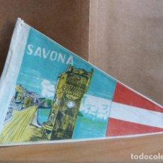 Banderines de colección: BANDERIN SAVONE. Lote 142244126