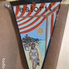 Banderines de colección: BANDERIN ESTORIL . Lote 142244630