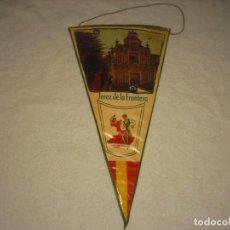 Banderines de colección: ANTIGUO BANDERIN DE JEREZ DE LA FRONTERA.. Lote 142721838