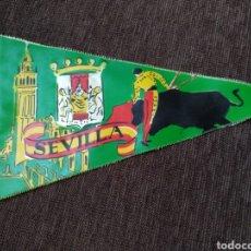 Banderines de colección: BANDERÍN DE SEVILLA. AÑOS 50. Lote 142855724