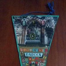Banderines de colección: BANDERIN AÑOS 60 DAROCA. Lote 146754198