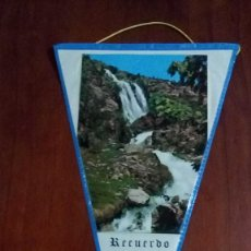 Banderines de colección: BANDERIN AÑOS 60 RECUERDO DE PANTINCOSA. Lote 146754722