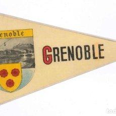 Banderines de colección: BANDERÍN.- GRENOBLE. FRANCE- FRANCIA . Lote 147498826