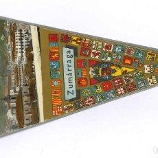 Banderines de colección: BANDERÍN.- ZUMÁRRAGA- GUIPÚZCOA. Lote 147503090