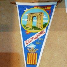 Banderines de colección: BANDERIN DE ARCO DE BARÁ. Lote 147609070