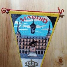 Banderines de colección: BANDERIN DE MADRID - MARGI. Lote 148111202