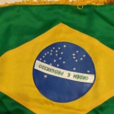 Banderines de colección: BANDERA BRASIL. Lote 150826302
