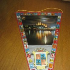 Banderines de colección: BANDERIN PALMA DE MALLORCA.. Lote 151394938