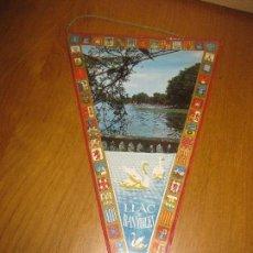 Banderines de colección: BANDERIN LLAC DE BANYOLES.. Lote 151395558
