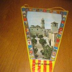Banderines de colección: BANDERIN ESPLUGA DE FRANCOLI.. Lote 151395830