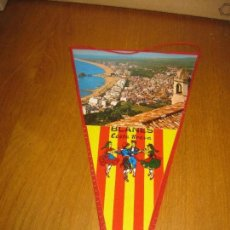 Banderines de colección: BANDERIN BLANES. COSTA BRAVA.. Lote 151395958