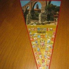 Banderines de colección: BANDERIN TERUEL.. Lote 151396094