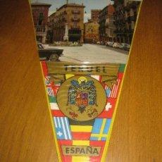 Banderines de colección: BANDERIN TERUEL.. Lote 151396218