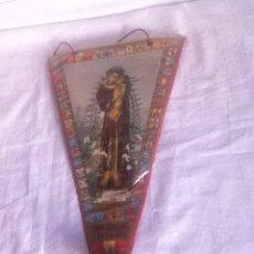 Banderines de colección: BANDERÍN. PADRES CAPUCHINOS. AÑOS 50. Lote 156684497