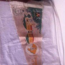 Banderines de colección: BANDERÍN. 1 CONGRESO MARIANO DE SOROCABA. 1954. Lote 156684832