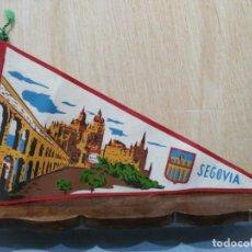 Banderines de colección: BANDERÍN SEGOVIA. Lote 157798434
