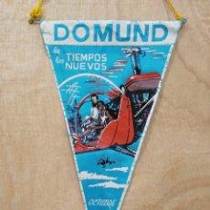 Banderines de colección: BANDERÍN DOMUND - OCTUBRE 1964. Lote 158374962