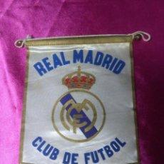 Banderines de colección: BANDERIN REAL MADRID CLUB DE FUTBOL. Lote 158673194