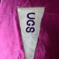 Banderines de colección: MUY BONITO BANDERIN UGS. Lote 158673302