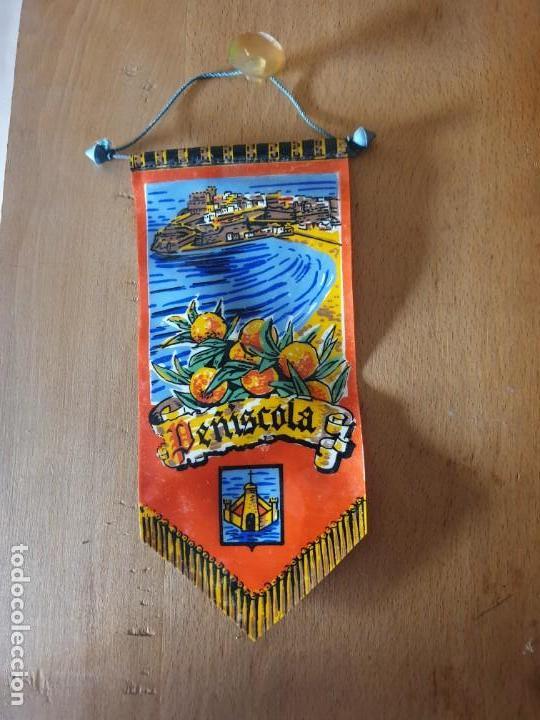 PEÑISCOLA (Coleccionismo - Banderines)