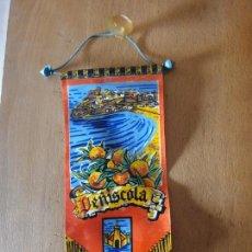Banderines de colección: PEÑISCOLA. Lote 161197110