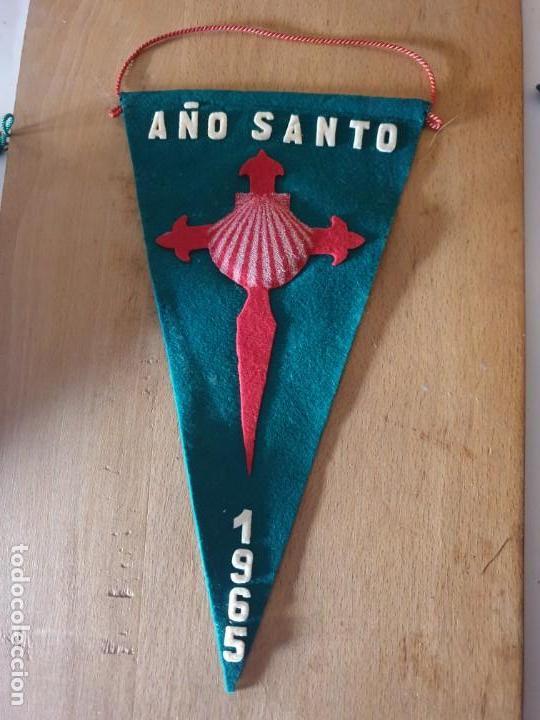 AÑO SANTO 1965 (Coleccionismo - Banderines)