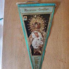 Banderines de colección: MACARENA . SEVILLA. Lote 161201214