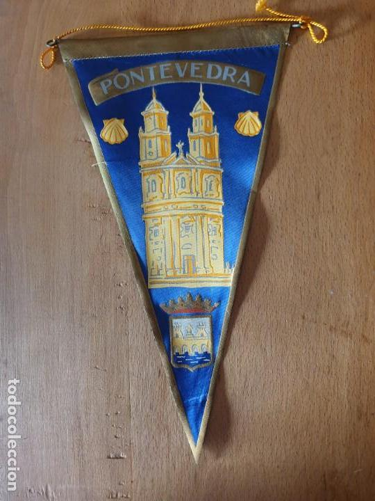 PONTEVEDRA (Coleccionismo - Banderines)