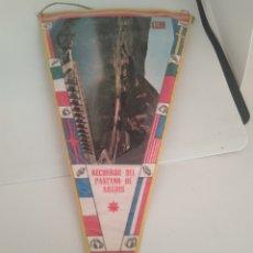 Banderines de colección: BANDERINE ARGUIS PANTANO. Lote 162298457