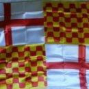 Banderines de colección: BANDERA DE TABARNIA. Lote 165516930