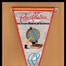 Banderines de colección: BANDERIN, CULTURA PRACTICA, INSTITUCION MODERNA DE ENSEÑANZA.. Lote 167581312