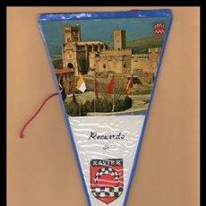 Banderines de colección: BANDERIN, NAVARRA, RECUERDO DE XAVIER.. Lote 167598644