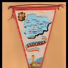 Banderines de colección: BANDERIN, ANDORRA.. Lote 167982768