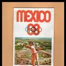 Banderines de colección: X MEXICO 68 (BIMBO).. Lote 168279532