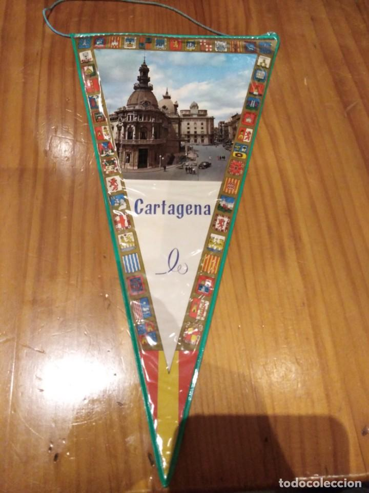 BANDERIN DE CARTAGENA (Coleccionismo - Banderines)