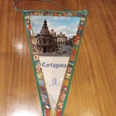 Banderines de colección: BANDERIN DE CARTAGENA . Lote 168386588