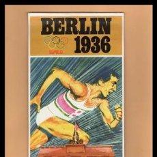 Banderines de colección: X BANDERIN, BERLIN 1936 (BIMBO).. Lote 168915088