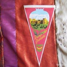 Banderines de colección: BANDERINES-V39-ANTIGUO-26X14CM-ESPAÑA-ANDALUCIA-GRANADA. Lote 168947708