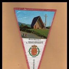 Banderines de colección: BANDERIN, NAVARRA, RECUERDO DE RONCESVALLES.. Lote 169577500