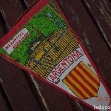 Banderines de colección: BANDERIN MANANTIAL BURRIACH ARGENTONA MARESME. Lote 170468556