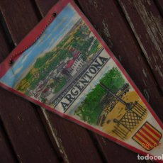 Banderines de colección: BANDERIN MANANTIAL BURRIACH ARGENTONA MARESME. Lote 170468672