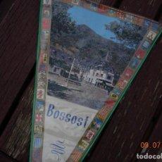 Banderines de colección: BANDERIN VALL D'ARAN BOSSOST. Lote 170576975