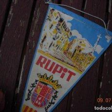 Banderines de colección: BANDERIN RUPIT. Lote 170577025