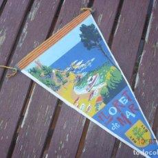 Banderines de colección: BANDERIN LLORET DE MAR COSTA BRAVA. Lote 170899070