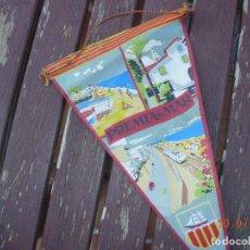 Banderines de colección: BANDERIN PREMIA DE MAR. Lote 170899115