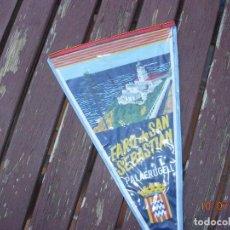Banderines de colección: BANDERIN FAR DE SANT SEBASTIA FARO PALAFRUGELL COSTA BRAVA. Lote 170899435
